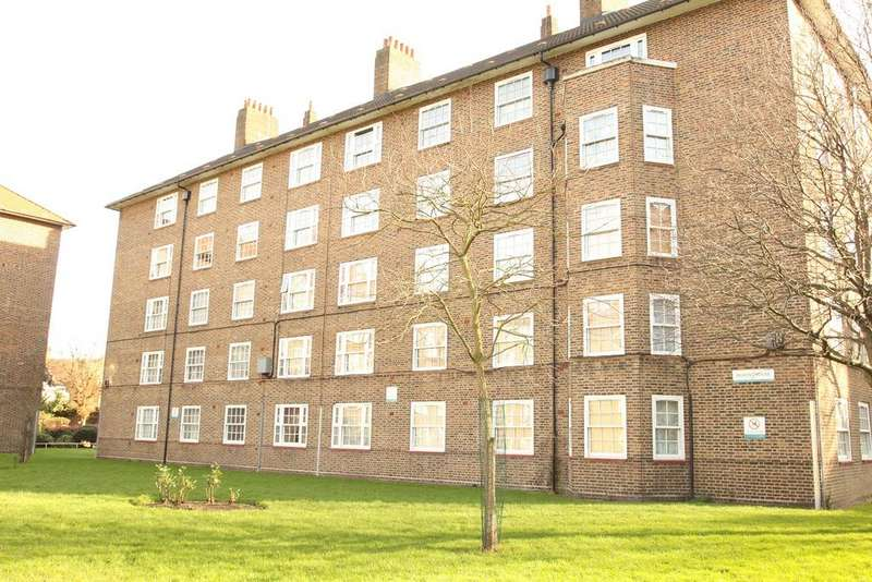 2 Bedrooms Flat for sale in SE15