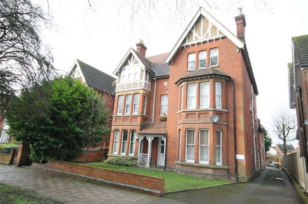 1 Bedroom Flat for sale in De Parys Avenue, Bedford