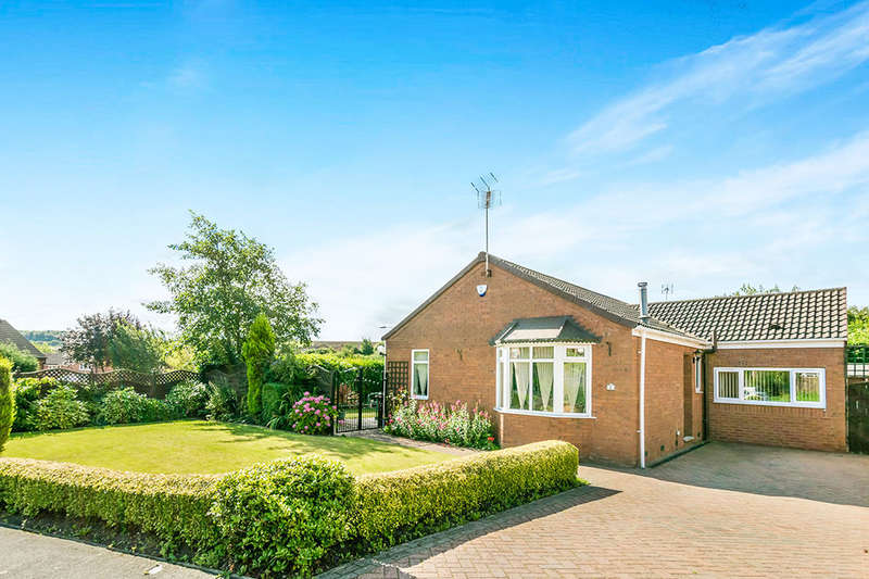 3 Bedrooms Detached Bungalow for sale in Harrier Way, Morley, Leeds, LS27