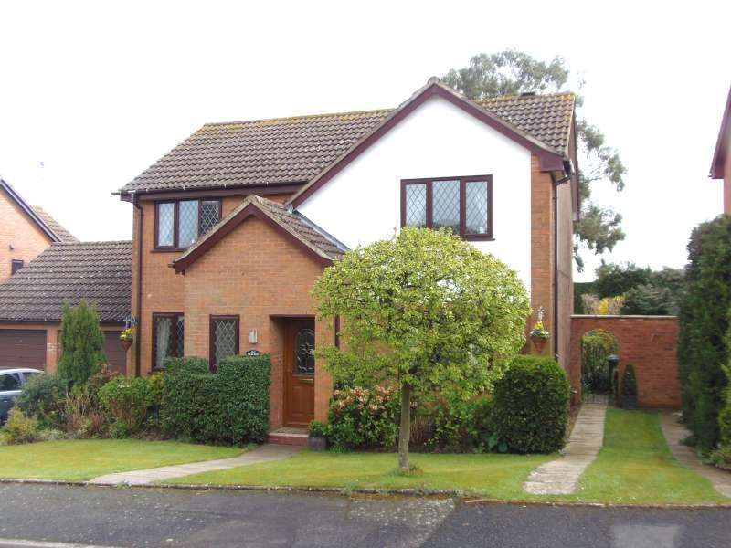 4 Bedrooms Detached House for sale in Hillcrest, 2 Westhill Gardens, BROMYARD, HR7 4HW