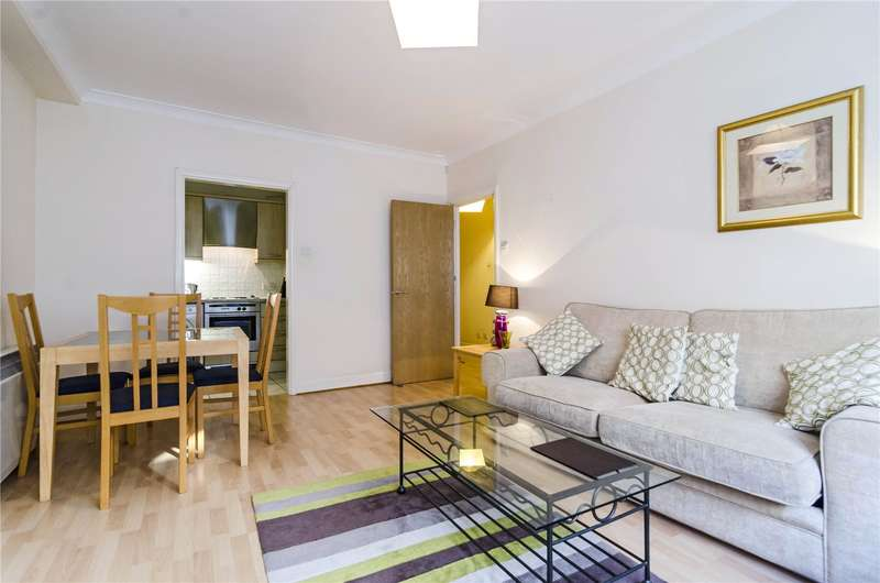 1 Bedroom Flat for sale in Werna House, 31 Monument Street, City Of London, EC3R