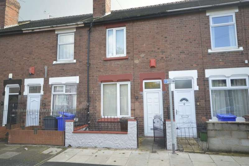 2 Bedrooms Property for sale in Woodgate Street, Meir, Stoke-On-Trent, ST3