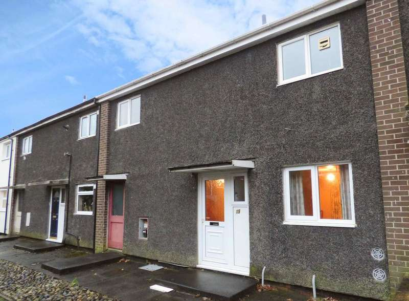 3 Bedrooms Terraced House for sale in Moorside Gardens, Halifax HX3