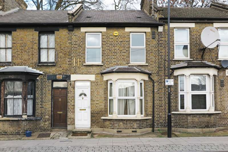 3 Bedrooms Terraced House for sale in Eastway, Hackney E9