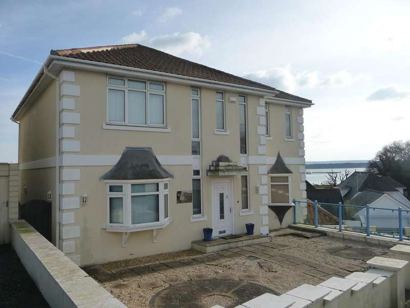 4 Bedrooms Detached House for sale in Sherwood Avenue, Lilliput, Poole BH14