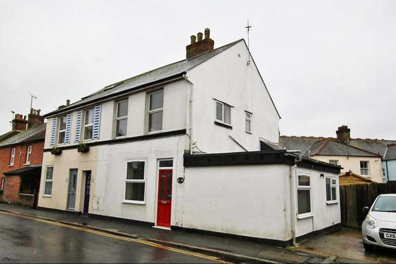 1 Bedroom Maisonette Flat for sale in Garfield Road, Hailsham BN27