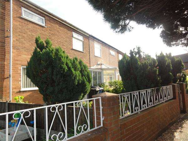3 Bedrooms Terraced House for sale in Norley Place, Halewood, Liverpool