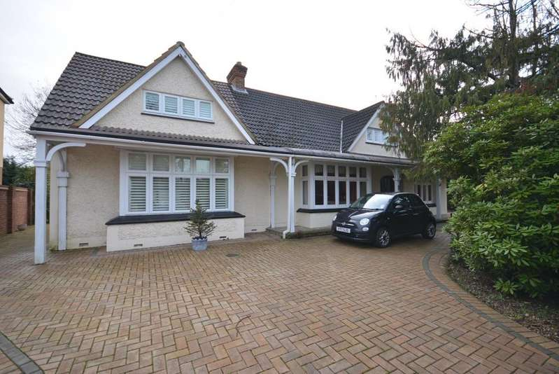 5 Bedrooms Detached House for sale in Burntwood Avenue, Emerson Park, Hornchurch RM11