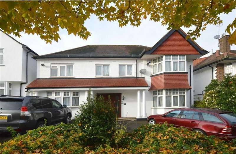 5 Bedrooms Detached House for sale in Downage, London, London