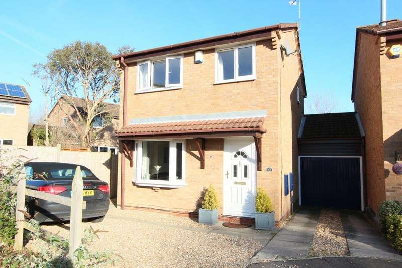 3 Bedrooms Detached House for sale in Berrywood Gardens, Hedge End SO30