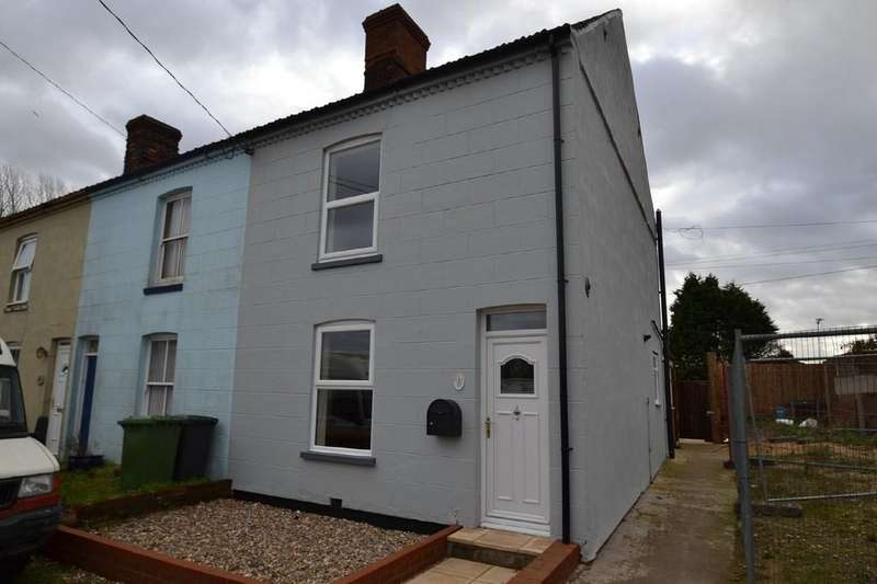 2 Bedrooms End Of Terrace House for sale in Briston, Melton Constable