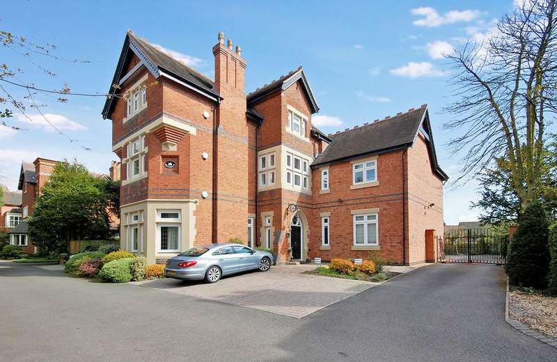 2 Bedrooms Penthouse Flat for sale in Southgate, Stockwell Road, Tettenhall, WOLVERHAMPTON WV6