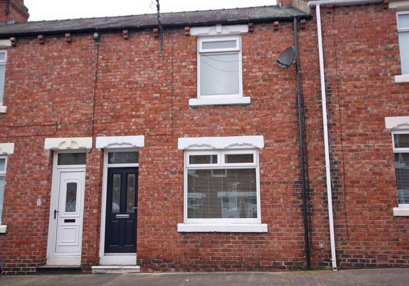 2 Bedrooms Terraced House for sale in Melville Street, Chester-le-Street DH3 3JF