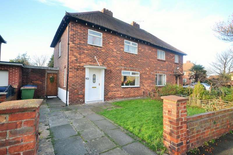 1 Bedroom Semi Detached House for sale in Eskdale Road, Redcar TS10