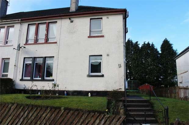 2 Bedrooms Flat for sale in Park Avenue, Elderslie, Johnstone, Renfrewshire