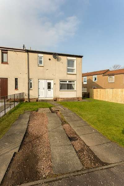3 Bedrooms End Of Terrace House for sale in Glendale Park, Kirkcaldy, Fife, KY2 6UT