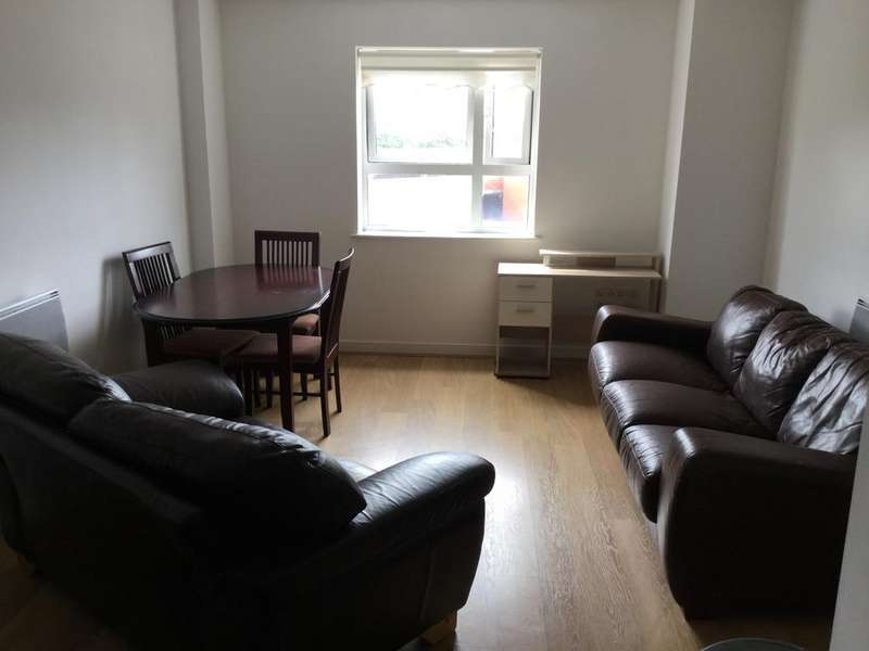 2 Bedrooms Flat for sale in EXCELSIOR APARTMENTS, CENTRAL, SWANSEA SA1