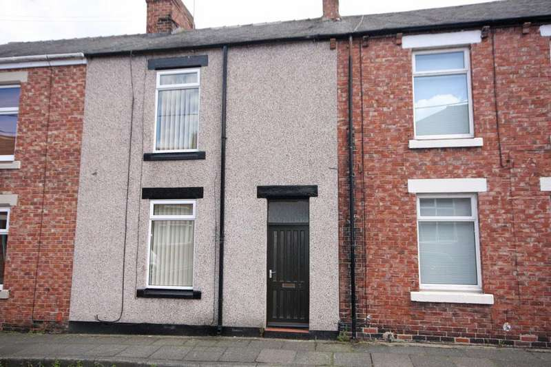 2 Bedrooms Terraced House for sale in Clifford Street, Chester-le-Street DH3 3JW