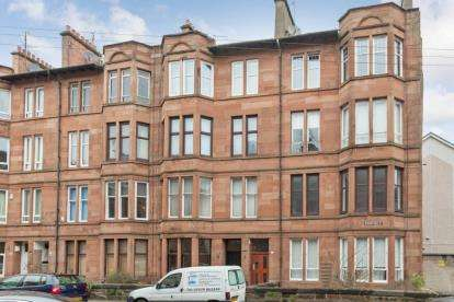 2 Bedrooms Flat for sale in Woodford Street, Glasgow