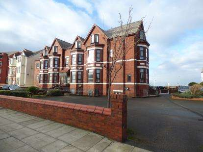 2 Bedrooms Flat for sale in Seapoint Court, 3 Knowsley Road, Southport, Merseyside, PR9