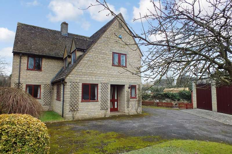 4 Bedrooms Detached House for sale in Somerford Keynes