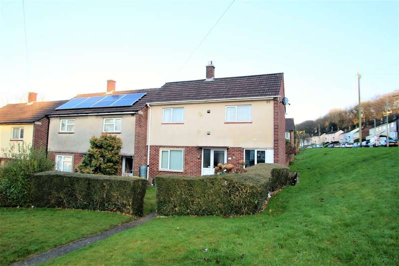 2 Bedrooms End Of Terrace House for sale in Pennycross, Plymouth