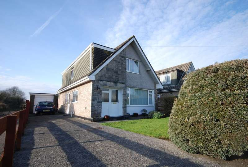 3 Bedrooms Detached House for sale in Maes Lloi, Aberthin, Near Cowbridge, Vale of Glamorgan, CF71 7HA
