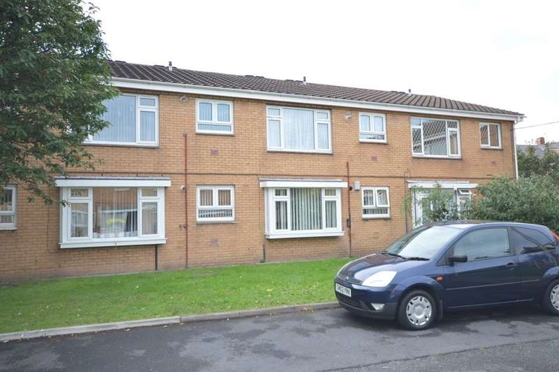 2 Bedrooms Flat for sale in Boston Way, Marton