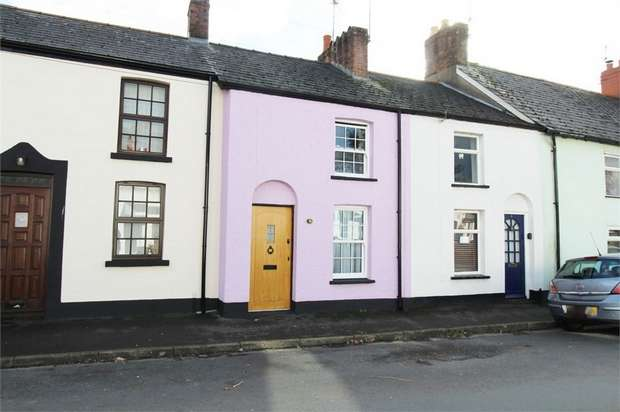 2 Bedrooms Cottage House for sale in Church Street, Caerleon, NEWPORT