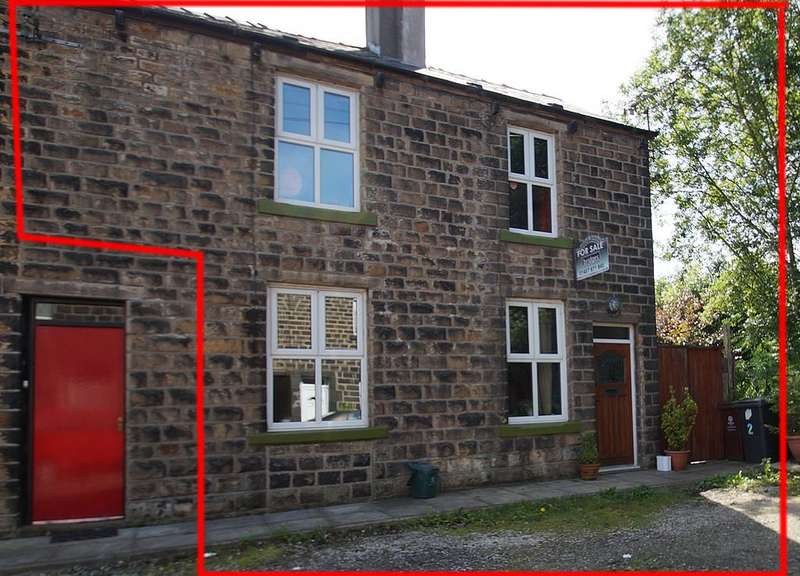 2 Bedrooms End Of Terrace House for sale in Wilson Street, Greenfield OL3