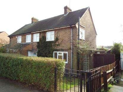 2 Bedrooms Semi Detached House for sale in Lee Road, Calverton, Nottingham, Nottinghamshire