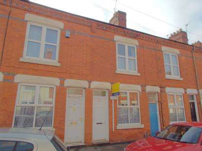 2 Bedrooms Terraced House for sale in Moira Street, Belgrave, Leicester, Leicestershire