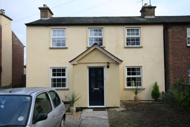 4 Bedrooms Semi Detached House for sale in Bury St Edmunds IP33
