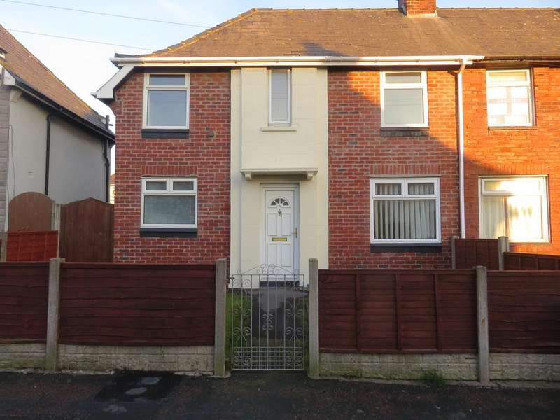 3 Bedrooms Semi Detached House for sale in LEAVESLEY ROAD, BLACKPOOL FY1