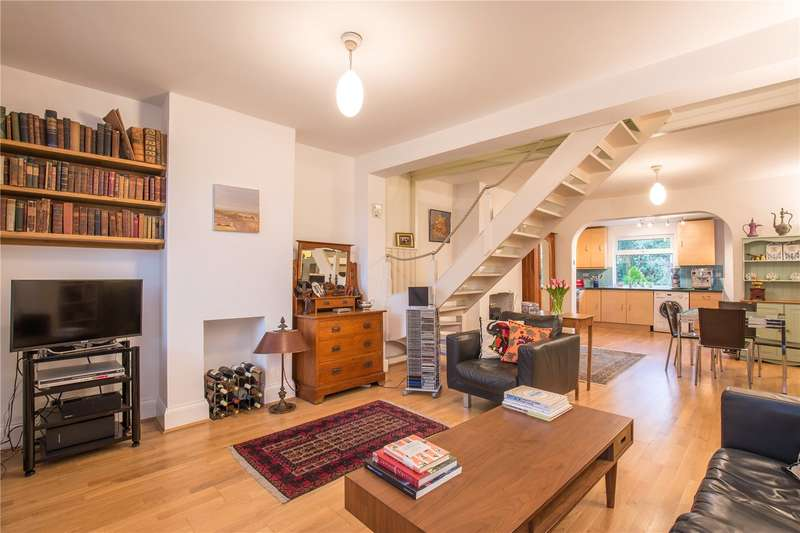 2 Bedrooms End Of Terrace House for sale in Green Road, Whetstone, London, N20