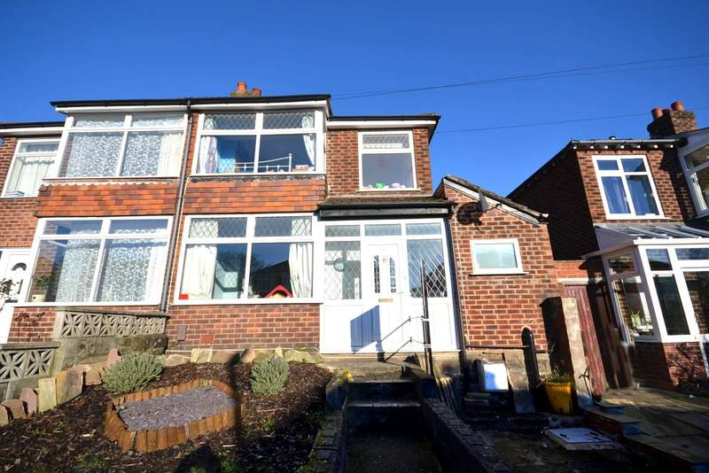 3 Bedrooms Semi Detached House for sale in Maple Avenue, Macclesfield