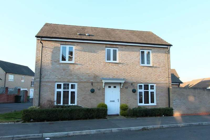 3 Bedrooms Detached House for sale in Jacksons Road, Hedge End SO30