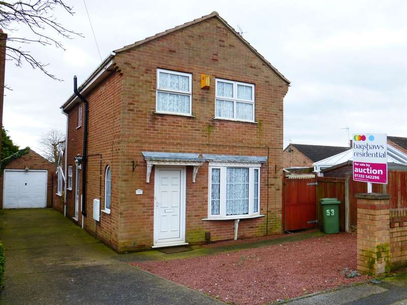 4 Bedrooms Detached House for sale in Westbrook Drive, Rainworth, Mansfield, NG21