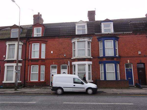 4 Bedrooms Terraced House for sale in Picton Road, Wavertree, Liverpool