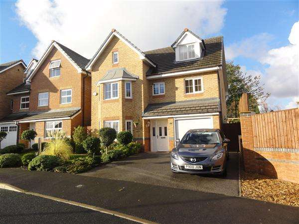 5 Bedrooms Detached House for sale in Olive Mount Road, Childwall, Liverpool