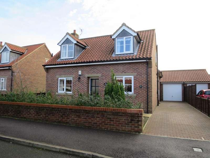 3 Bedrooms Detached House for sale in 4 St Andrews Court, Rillington YO17 8LG