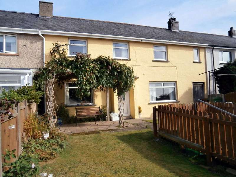 4 Bedrooms Terraced House for sale in Pen Rhiw, Dyffryn Ardudwy LL44