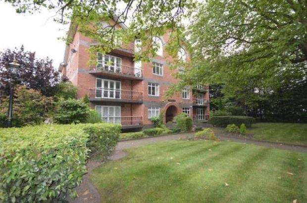 2 Bedrooms Ground Flat for rent in Windermere House, Mossley Hill Drive, Aigburth, Liverpool L17