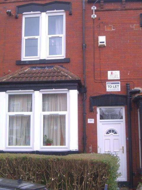 6 Bedrooms Terraced House for rent in Headingley Mount, Ls6