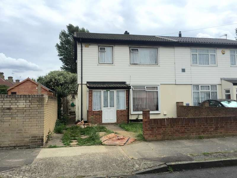 3 Bedrooms Semi Detached House for sale in Stansfield Road, Hounslow, Greater London TW4