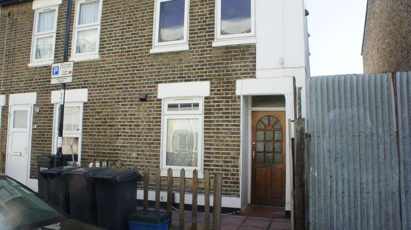 2 Bedrooms End Of Terrace House for sale in Zion Road, Thornton Heath, London CR7