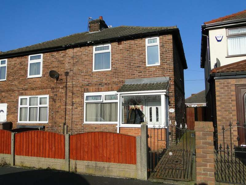 3 Bedrooms Semi Detached House for sale in Milton Street, Sutton Manor, St Helens WA9