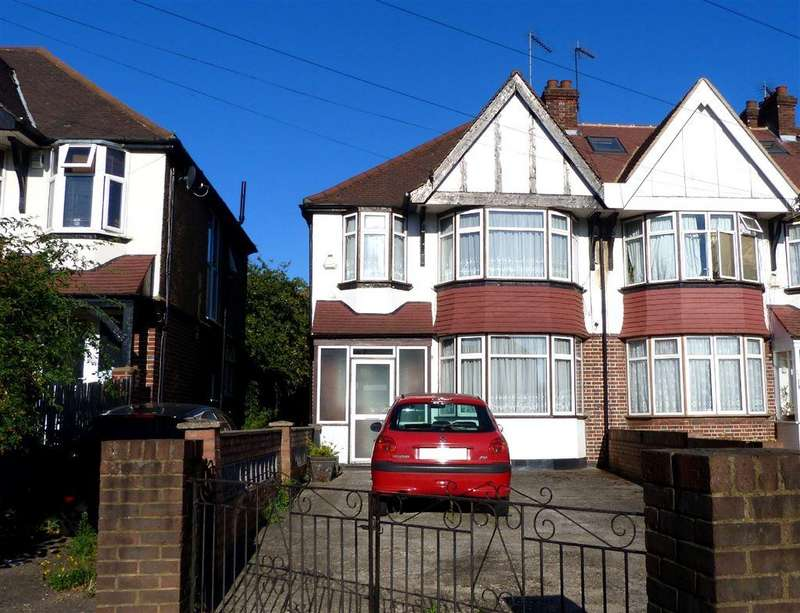 3 Bedrooms Terraced House for sale in Balnacraig Avenue, Neasden, London