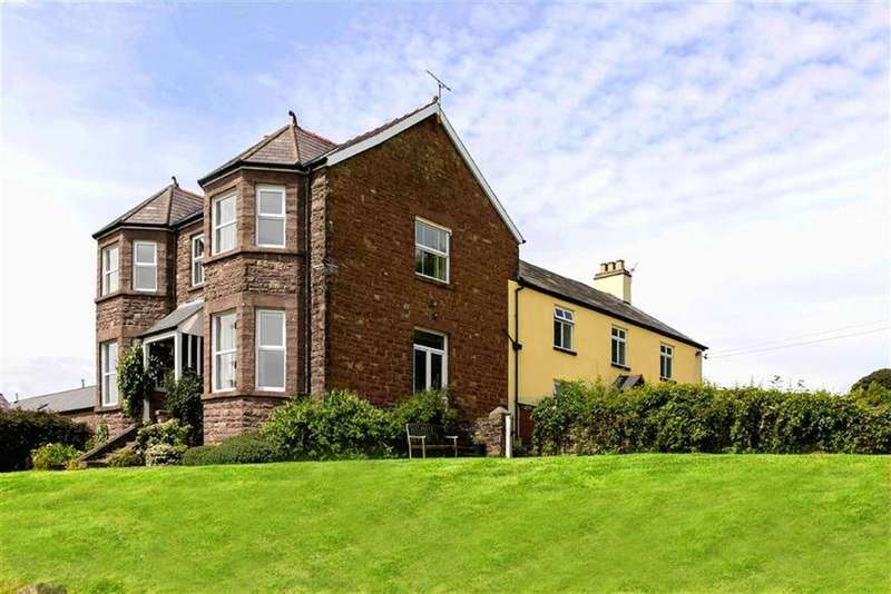 5 Bedrooms Detached House for sale in Chepstow, Monmouthshire