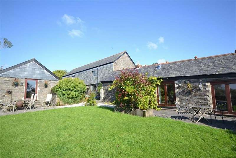 3 Bedrooms Detached House for sale in St Keyne, Liskeard, Cornwall, PL14